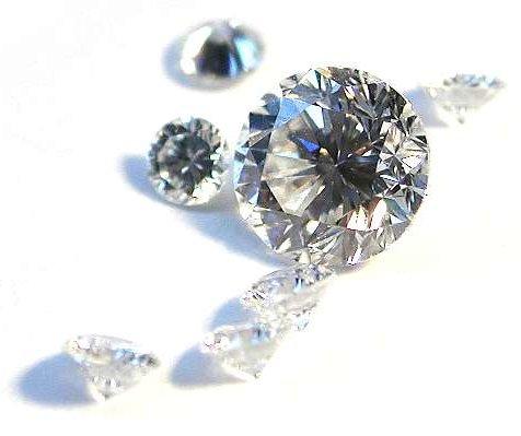 csiszolt gyémánt